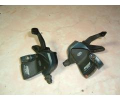 SHIMANO LX 9 speed shifter-PAIR-SLX LEFT