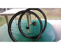 Ritchey DS/OCR Pro 700c Wheels