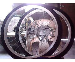 VISION GSG-DH WHEEL SET