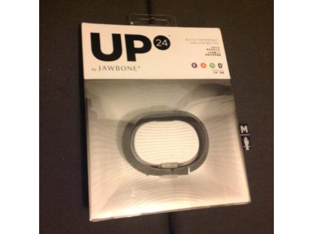 SOLD - UP24 by Jawbone - Fitness Tracker