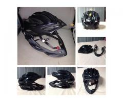 SOLD:helmet full face removable