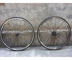 (SOLD) Mavic Aksium One Wheelset