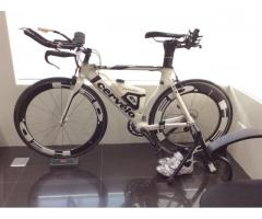 2012 Cervelo P3 Time Trial Built Bike
