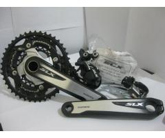 Shimano SLX, Origin 8 Hub, Easton Stem
