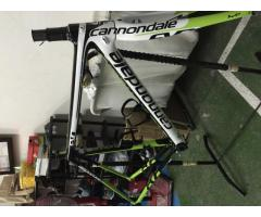 Cannondale evo supersix full carbon