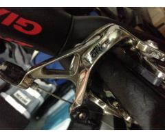 SRAM Force brake caliper set/ Silver edition