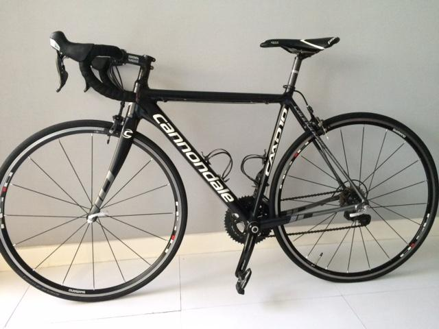 *SOLD* Cannondale Caad 10 105 for sale