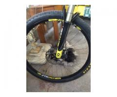 26er lightweight wheelset ZTR
