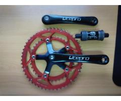 (sold) Litepro 53/39T w/ Bottom Bracket