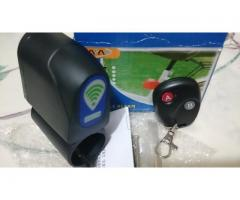 Brand New Bike Anti Theft Alarm - Wireless