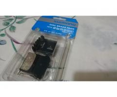 Brand New Shimano Disc Brake Pad with cooling fins - Model F01A