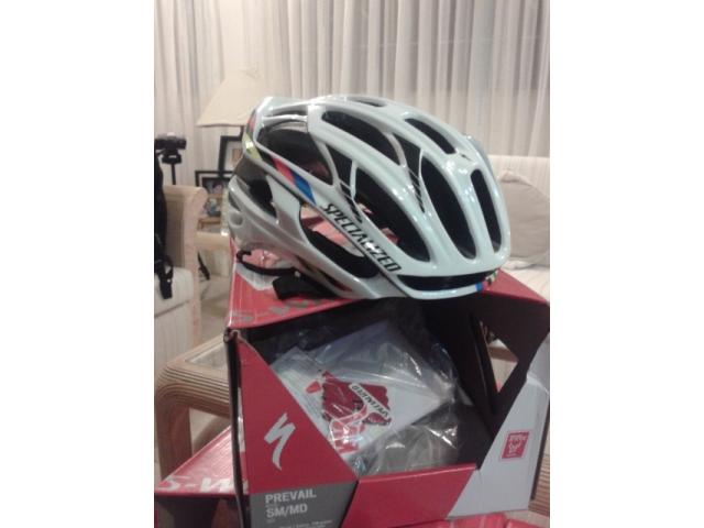Specialized Prevail helmets part 2