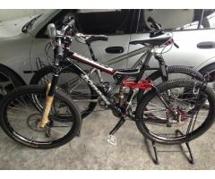 MTB Full suspension/ MTB Hard tail