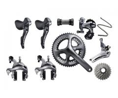 Brand New Shimano Ultegra 6800 Series 11-speed Groupset - Black