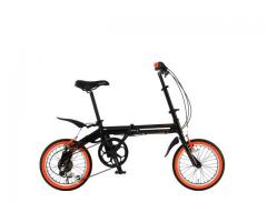 Doppelganger Bike - 104-DP BLACK BULLET II