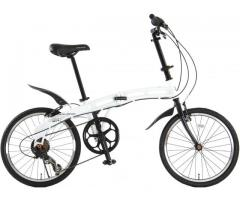 Doppelganger Bike - 200 WHITE BACK