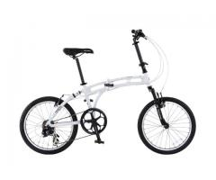 Doppelganger Bike - 215 BARBAROUS WHITE