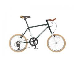 Doppelganger Bike - 260– PARCEIRO (BRITISH GREEN)