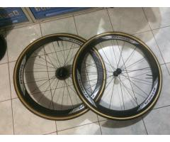 Reynolds Carbon Tubular wheelset