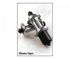 For Sale Brand New Shimano Tiagra Hubset with Skewer.