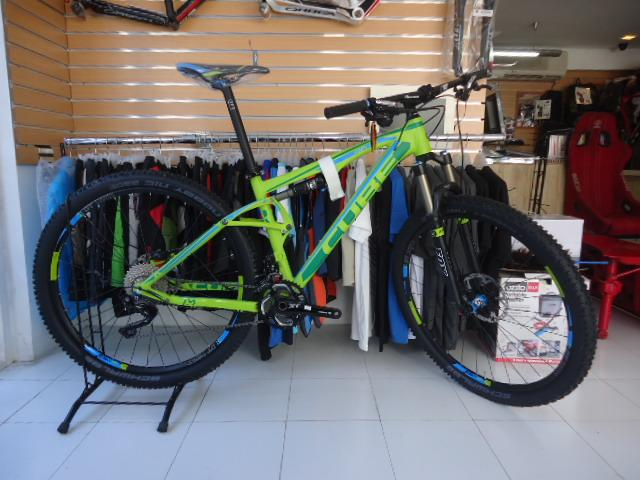 Cube 120 AMS HPA race 29 size 17.5