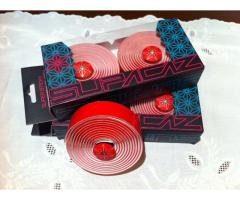 Supacaz Kushy Red Bartape