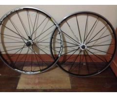 frames and wheelset