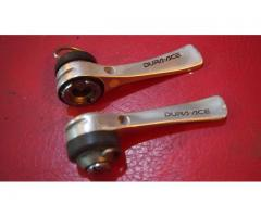 Dura Ace shifter downtube