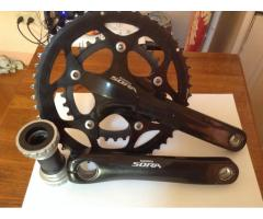 SOLD- Shimano Sora Crank - 9Speed For Sale