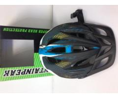 Mountain peak helmets with safety light ( MTP311 ) Medium size