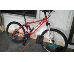 SOLD - Mountain Bike Merida TFS Full Sus 26er