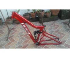 Mountain Bike Frame NINER RIP9 Small