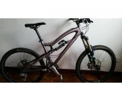 MTB All Mountain Santa Cruz Nomad