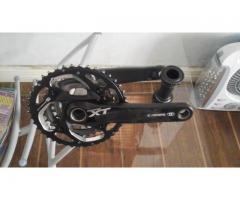 Mountain Bike Crank Shimano XT
