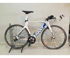 TRINITY GIANT 2 TT BIKE - SMALL