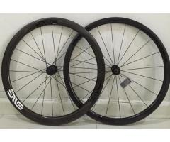 2014 ENVE SMART SYSTEM 3.4 CARBON ROAD WHEELSET - CLINCHER