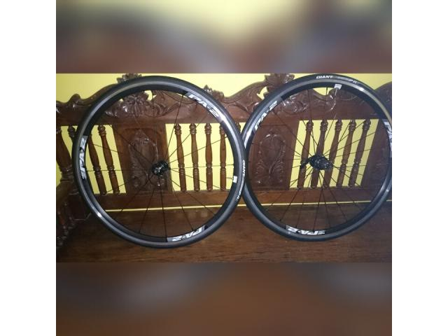 Giant PA-2 wheelset