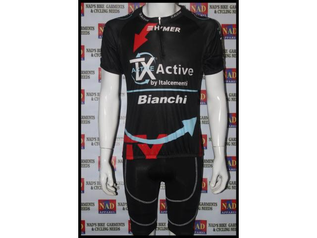 Sublimated TX ACTIVE (bIANCHI) JERSEY @ 250 PESOS ONLY!!!