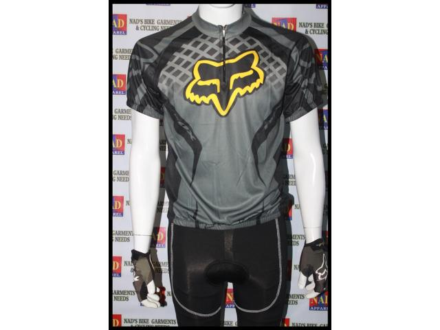 Sublimated FOX JERSEY @ 250 PESOS ONLY!!