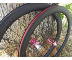 EXtremeLight Carbon Wheelsets (Chris King, DT-Swiss 240s, Viper S2 hubs)
