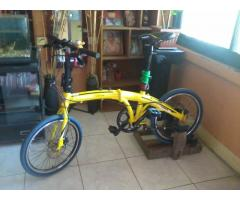 Trinx Folding bike (Sold)