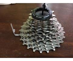 SOLD- ULTEGRA ROAD CS 6800 11 SPEED COGS SET