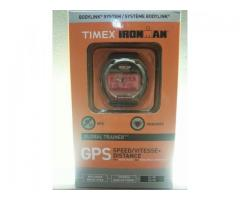 BNEW Timex Global Trainer GPS Watch w/ Heart Rate Monitor