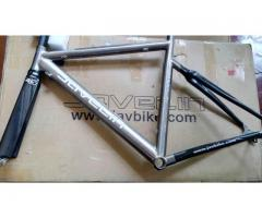 Javelin Titanium/ Carbon Time Trial/ Triathlon Frame