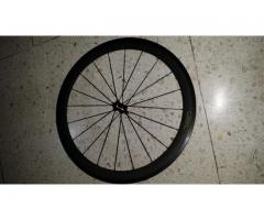 SOLD!!!CNC Carbon Wheel 60mm front only