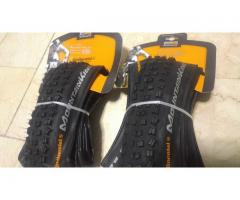 For Sale Continental Mountain King 26x2.2 Folding Bead Tire - Tubeless Ready