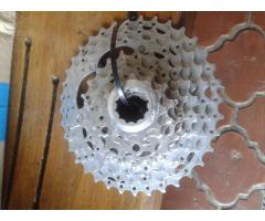 shimano 10spd xt cogs 11-36 and deore cogs 11-36