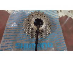 9 speed 105 and 10 speed ultegra cogs / cassette