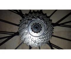 SOLD 9 speed 105 cogs / cassette