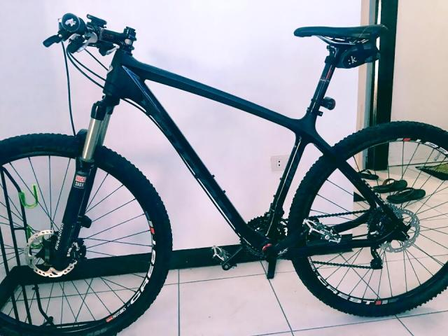 FOR SALE Mountain bike Niner rdo air9 slightly used